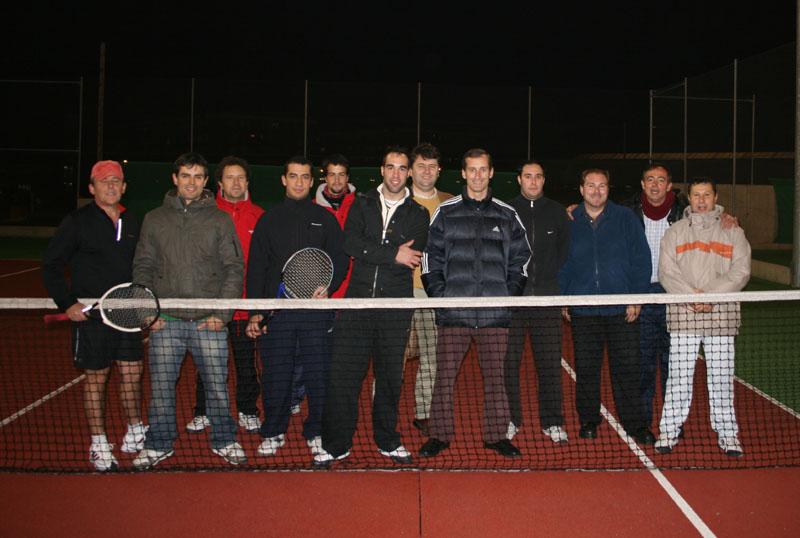 Inicios del club Open